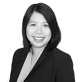 Leona Lau, VP, Finance
